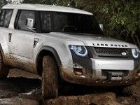 Jaguar Land Rover �������� ����� � �������� ��� ������ ������ Defender