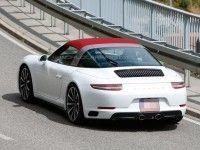 Porsche �������� ��������� ������� ����������� 911 Targa � 911 Turbo S