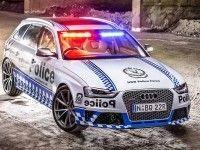 �����-��������� Audi RS4 �������� �� ������ � �������