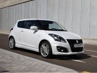 � ������ ���������� �������� Suzuki Swift Sport