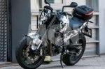 Шпионские фото мотоцикла KTM с рядным 2-цилиндровым мотором