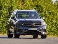 Mercedes-AMG GLS 63 ������� �� ���������� �� ����������