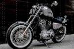 """Кастомизированный Harley-Davidson Sportster для """"движения ради движения"""""""