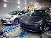 ����� ��������� Toyota Prius �������� � ��������