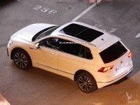 ������ ����� ���� ������ VW Tiguan 2017