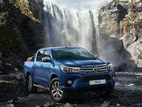 ����� Toyota Hilux ��������� �������� � �������� �� ����������