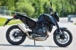 Новый мотоцикл KTM 690 Duke 2016