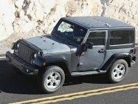 Jeep Wrangler ������ ��������� ������� ������� �����������