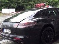 �� �������� ������ Porsche Panamera �������� �������