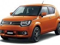 Suzuki �������� ������ Ignis � ���� ����-����������