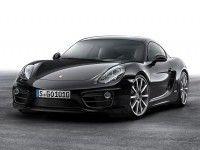 Porsche ���������� ����� Cayman Black Edition