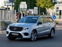 Mercedes-Benz GLS ���� �� ���������� � ���-���������