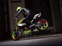 BMW ������� � ����� ������� ������� Concept Stunt G 310