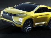 Mitsubishi ���������� ����� ������� eX Concept