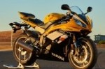 Юбилейные мотоциклы Yamaha YZF-R6 и Yamaha Super Tenere