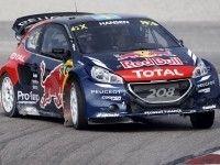 ������� Peugeot Hansen � ����� ������ ��������* ���������� ���� �� �����-������ FIA 2015!
