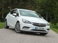 ������ ���� ����� Opel Astra K