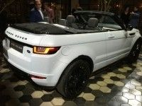 Jaguar Land Rover ������������ Range Rover Evoque Convertible