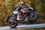 Новый спортивно-туристчиеский мотоцикл KTM 1290 Super Duke GT 2016