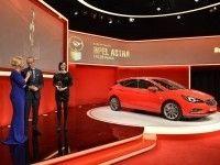 ����� Opel Astra ������� �������� ���� 2015�