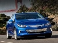 ������ Chevrolet Volt �������� ����� Green Car of the Year 2016