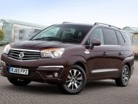 SsangYong �������� ������ Turismo