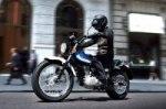 Новый мотоцикл Suzuki Van Van 200 2016