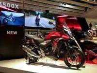�������� Honda CB500X 2016