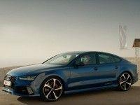 Audi �������� ����� ����� RS7 � ������