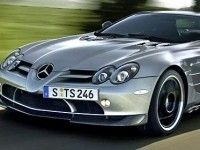 ����� ��������� Mercedes SLR ������ ���������