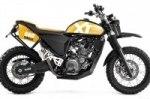 Кастом Ellaspede Yamaha XT660R