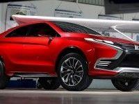 Mitsubishi ������� ����������� ������ ���������� ASX 2016