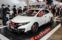 В Токио показали Civic Type R в тюнинге Mugen
