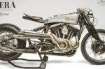 Кастом-байк Harley-Davidson Sportster Opera