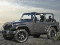 ���������� �������� ��������� ����������� �� ���� Jeep Wrangler