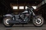 Новый мотоцикл Harley-Davidson Low Rider S 2016