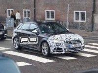 Audi ������� � ���������� S3 Sportback