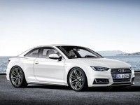 Audi �������� ����� ��������� ���� A5 � 2017 ����