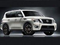������ ������ �� ����� Nissan Armada