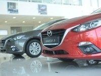 ����� ������� ��������� ���������� �������� ������� �� Mazda