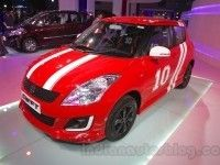 Auto Expo 2016: Suzuki �������� �������������� ������ Maruti Swift