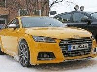 ������ ���������������� �������� Audi TT RS � ����������