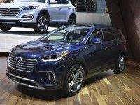 Hyundai ������� �������� ��������� Santa Fe