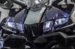 Yamaha готовится запустить в производство трицикл MWT-9