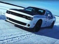 Dodge Challenger Hellcat ��������� ������� ������ �������� �� ����