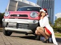 ���-��� Suzuki Hustler ������� ���� ������� ������������