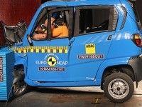 �������� ��������� ����-���� Euro NCAP