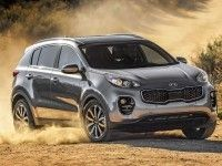 ����� Kia Sportage ������� ������������ ������� ������������ Top Safety Pick Plus �� IIHS