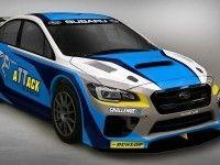 Subaru ���������� WRX STI ��� ���������� ������ �� ������� ���
