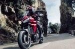 Новый мотоцикл Yamaha Tracer 700 2016